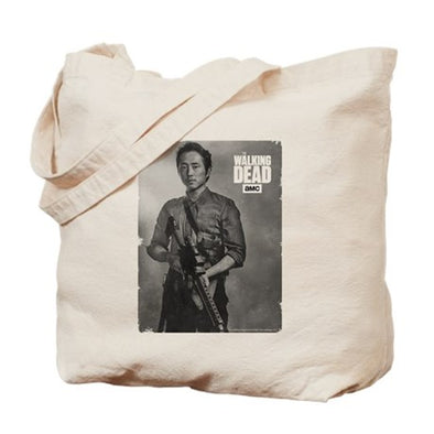 Glenn Portrait Tote Bag