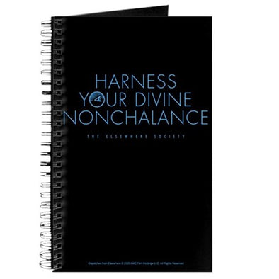 Harness Your Divine Nonchalance Journal