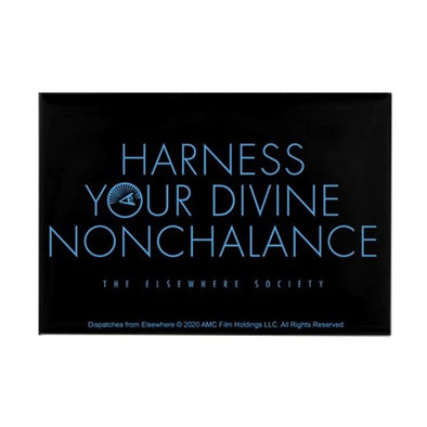 Harness Your Divine Nonchalance Magnet