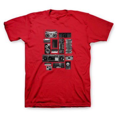 Speakers Red T-Shirt