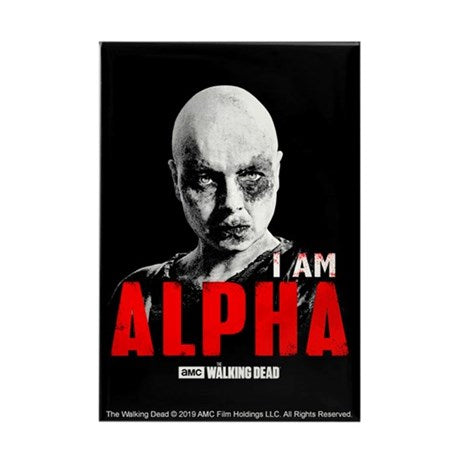 I Am Alpha Magnet