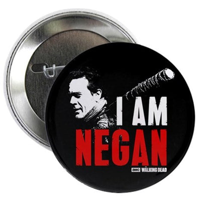 I Am Negan Button