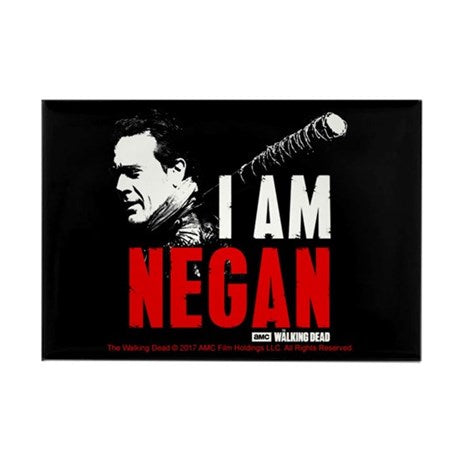 I Am Negan Magnet