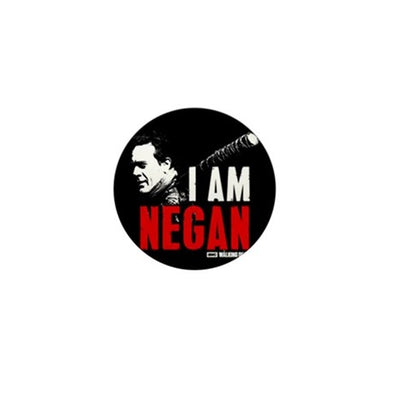 I Am Negan Mini Button