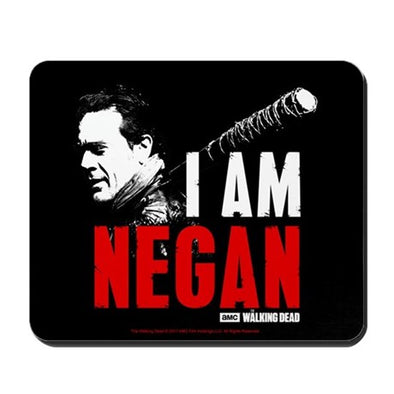 I Am Negan Mousepad