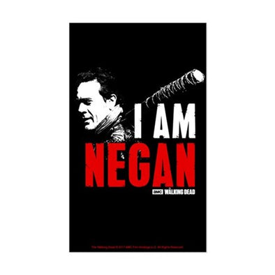 I Am Negan Sticker
