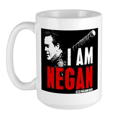 I Am Negan Large Mug