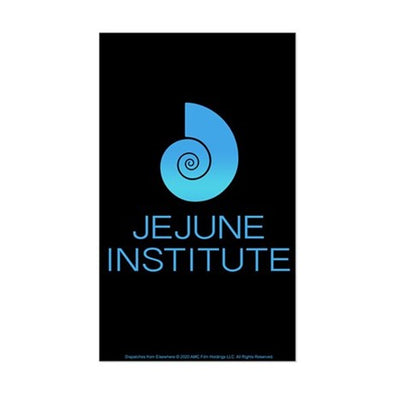 Jejune Institute Sticker
