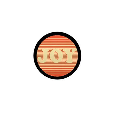 Pop Joy Mini Button