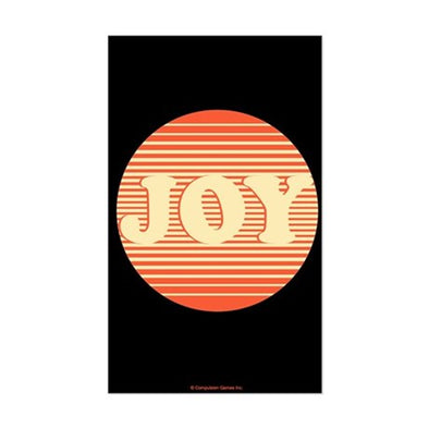 Pop Joy Sticker