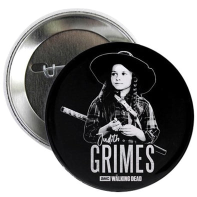Judith Grimes Button