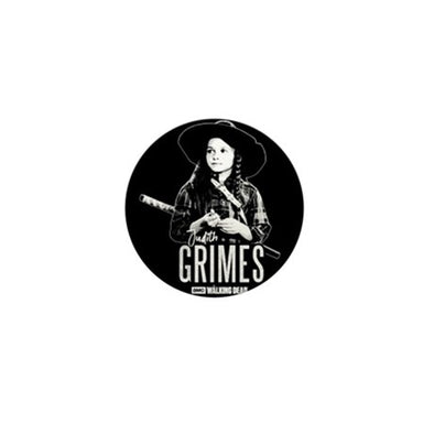 Judith Grimes Mini Button