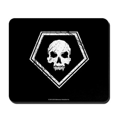 Killer Icon Mousepad