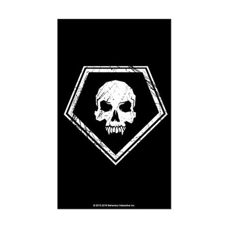 Killer Icon Sticker