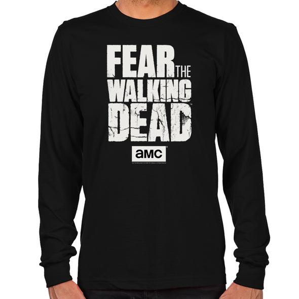 Fear The Walking Dead Long Sleeve T-Shirt