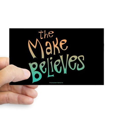 Make Believes Sticker