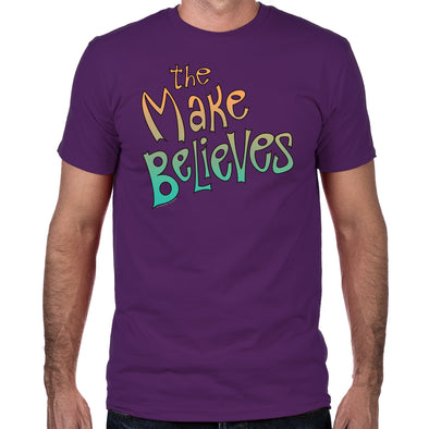 The Make Believes Men's Fitted T-Shirt