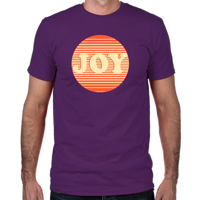 Pop Joy Men's Fitted T-Shirt