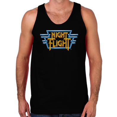 NIght Flight Men's Tank
