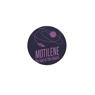 Motilene Mini Button