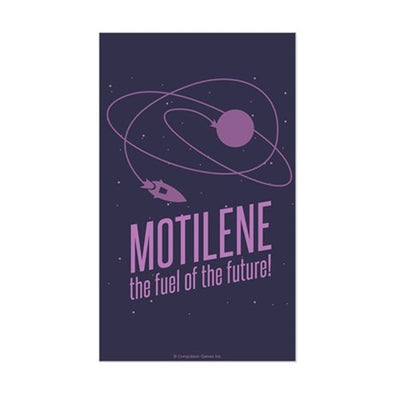 Motilene Sticker