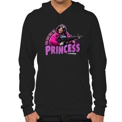 Walking Dead Princess Hoodie