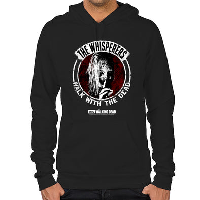 Whisperers Walk With The Dead Hoodie