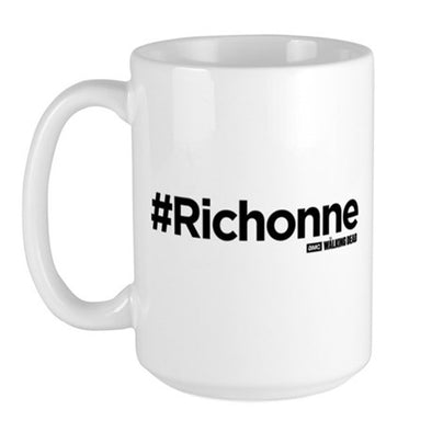 #Richonne Large Mug