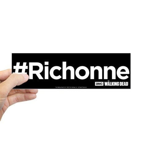 Richonne Bumper Sticker