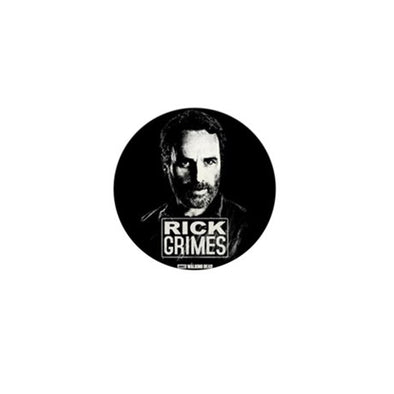 Rick Grimes Lives Mini Button
