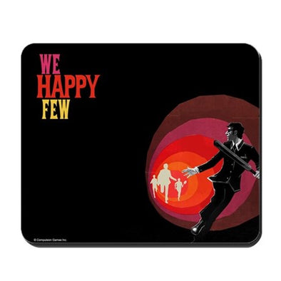 Running Man Mousepad