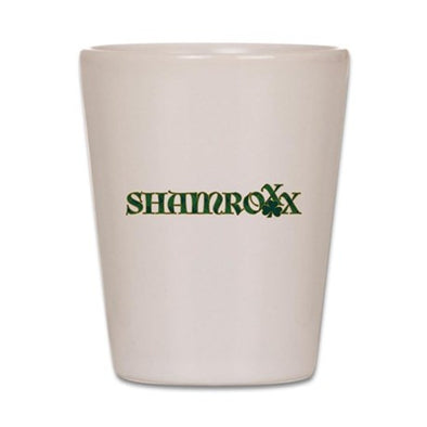 Shamroxx Shot Glass