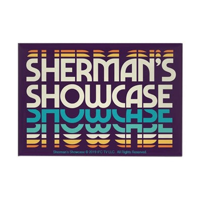 Shermans Showcase Magnet