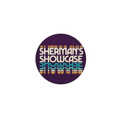 Shermans Showcase Mini Button
