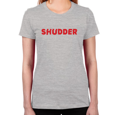 Shudder Logo Women's T-Shirt