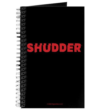 Shudder Logo Journal