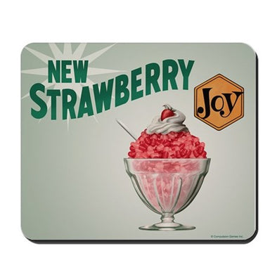 Strawberry Joy Mousepad