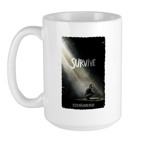 Survive Large Mug