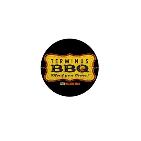 Terminus BBQ Mini Button