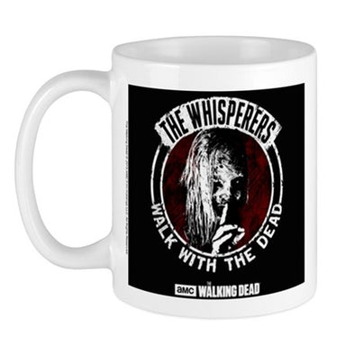 The Whisperers Walk With The Dead Mug