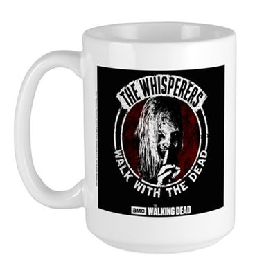 The Whisperers Walk With The Dead Large Mug