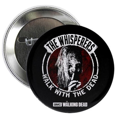 The Whisperers Walk With The Dead Button