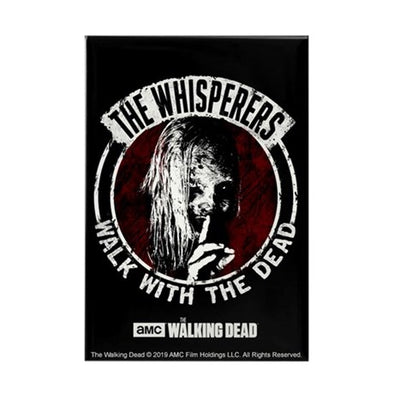 The Whisperers Walk With Dead Magnet