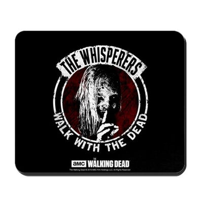 The Whisperers Walk With The Dead Mousepad