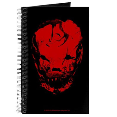 Bloodletting Mask Red Journal