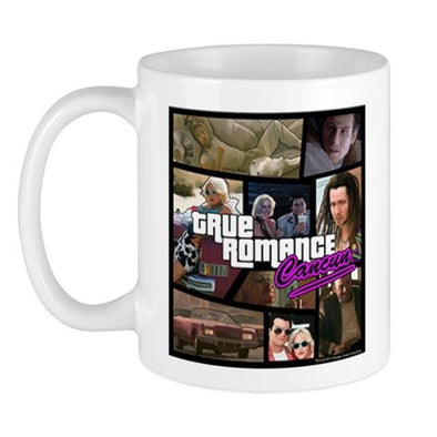 True Romance Movie Mug