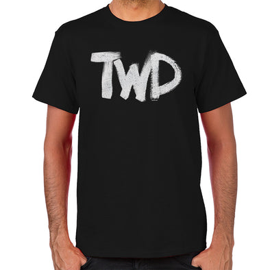TWD Paint Logo T-Shirt