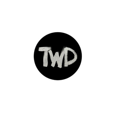 TWD Paint Logo Mini Button
