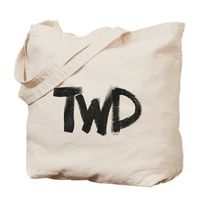 TWD Paint Logo Tote Bag