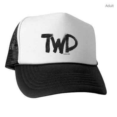 TWD Paint Logo Trucker Hat